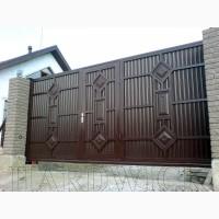 Продам ворота откатные, распашные, секционные, рулонные, скоростные и автоматику к воротам