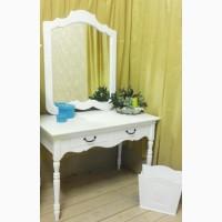 Белый туалетный столик Прованс