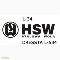 Капитальный ремонт погрузчика Сталева Воля Л-34 Stalowa Wola L-34