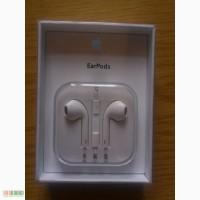 Акция. Оригинальные наушники Apple EarPods