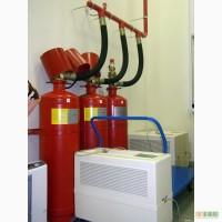 Монтаж систем пожаротушеня