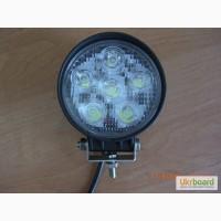 Светодиодные фары LED 2205-60 W Spot (дальний)