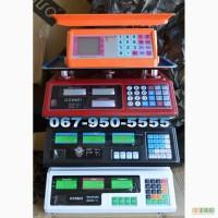 Весы электронные разного типа