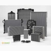 Радиатор охлаждения, радиатор кондиционера, печки.