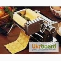 Машинка для нарізання локшини і розкочування тіста Ravioli Maker з насадкою для равіолі