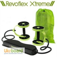 Тренажер с эспандерами Revoflex Xtreme