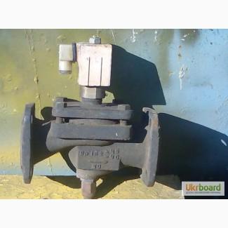Клапан мембранный с электромагнитным приводом СВМ 15кч888р