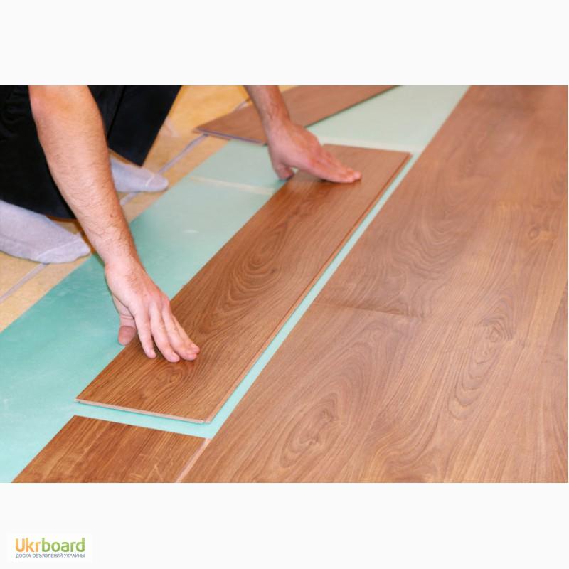 Как положить ламинат на деревянный пол фото поэтапно