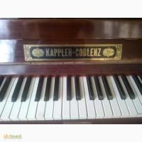 Продам пианино cappler-coblenz