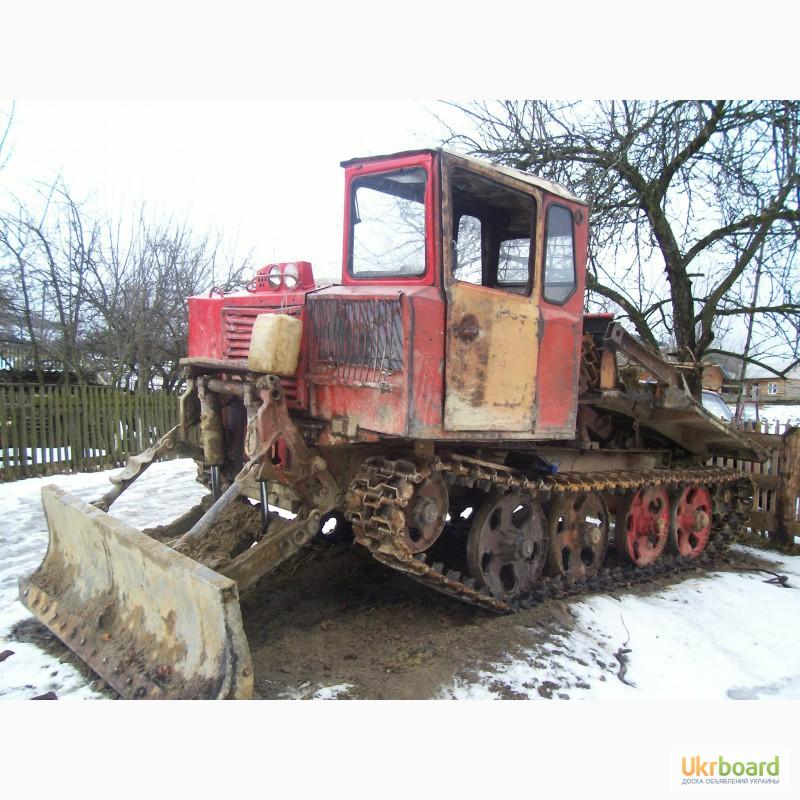 Трелевочный трактор ТДТ-55 бу, продажа, низкая цена / Мини.
