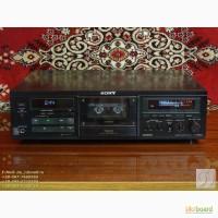 SONY TC-K700ES - кассетная дека. Год гарантии