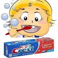 Детская зубная паста Crest Kids Sparkle Fun -130грамм-оригинал USA