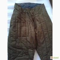 Ватные штаны, ватники