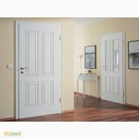 Двери белые классика межкомнатные
