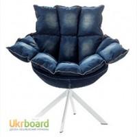 Дизайнерские кресла Husk Jeans для дома, салона, студии, салона, бутика купить Киев
