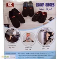 Неопренові тапочки для дому, спорту, пляжу, офісу Room Shoes SC (домашні капці РумШуз)