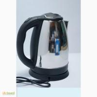 Чайник электрочайник 1.8 л нержавейка Domotec