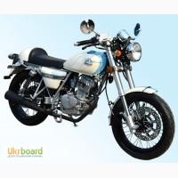 Mотоцикл Qingqi Cafe 200