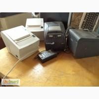Чековый принтер б/у в рабочем состоянии