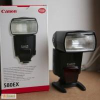 Продам вспышки Canon 580EX и Canon 430EX