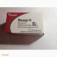 ВазарН 80 мг 12 мг