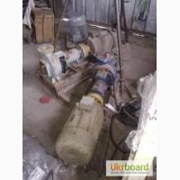 Продам насос фекальный консольный НГВ 125/52 18.5 квт 3000 об 2 шт новые