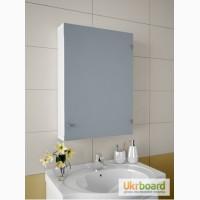 Шкафчик в ванную с зеркалом А38-В