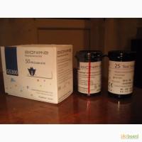 Тест-полоски бионайм GS300 для глюкометра GM300 (для GM110 не подходят)
