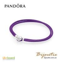 Оригинал текстильный браслет Pandora MOMENTS - 590749CPE-S