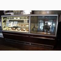 Витрина холодильная кондитерская б/у 2, 65м, десертная б/у Orion