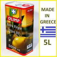 Масло оливковое OLIMP фасовка 5л жб