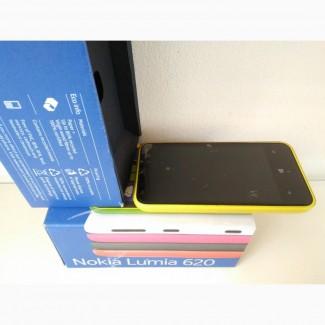 Купити дешево смартфон Nokia Lumia 620, фото, опис, ціна