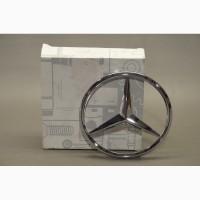 Эмблема в решетку радиатора Mercedes-Benz