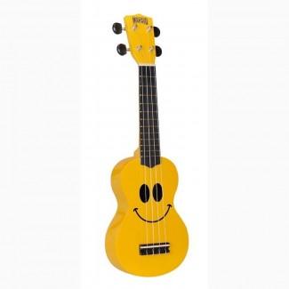 Продам укулеле Mahalo U/SMILE-YW + чехол