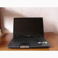 Игровой, двух ядерный ноутбук MSI CX600 в хорошем состоянии