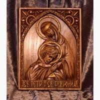 Икона Святые Петр и Февронина