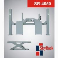 Четырехстоечный подъемник SR-4050
