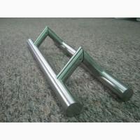 Ручка дверная прямая 500 мм из нержавейки