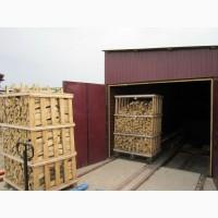 Сушильні камери JUVENAL (комплект обладнання для сушки дров)