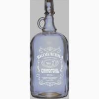 Бутыль с именной гравировкой