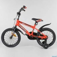 Детский велосипед Corso Aerodynamic EX 16(усиленные спицы)