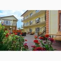 Продается отель в затоке на Черном море