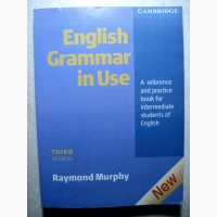 English Grammar in Use Cambridge 2004 Murphy Учебник английского яз 2004 Издание Cambridge