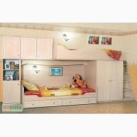Детская мебель на заказ в Донецке.