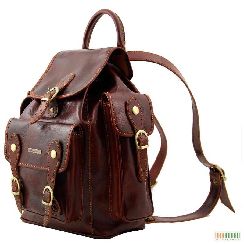 Кожаный рюкзак италия купить детский рюкзак для малышей 2 лет