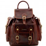 Продается большой модный кожаный рюкзак Pechino от Tuscany Leather (Италия)