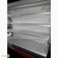 Холодильная горка бу, регал б/у, пристенная холодильная витрина Б/У