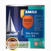 Лак яхтный «SMILE WOOD PROTECT » SWL11 алкидно-уретановый