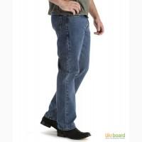 Джинсы Lee Regular Fit Straight Leg Jeans - Medium Stone (США)