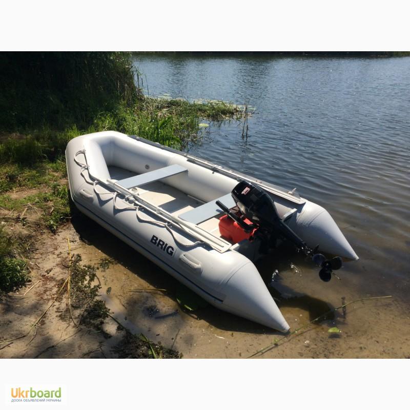 лодка с мотором 350